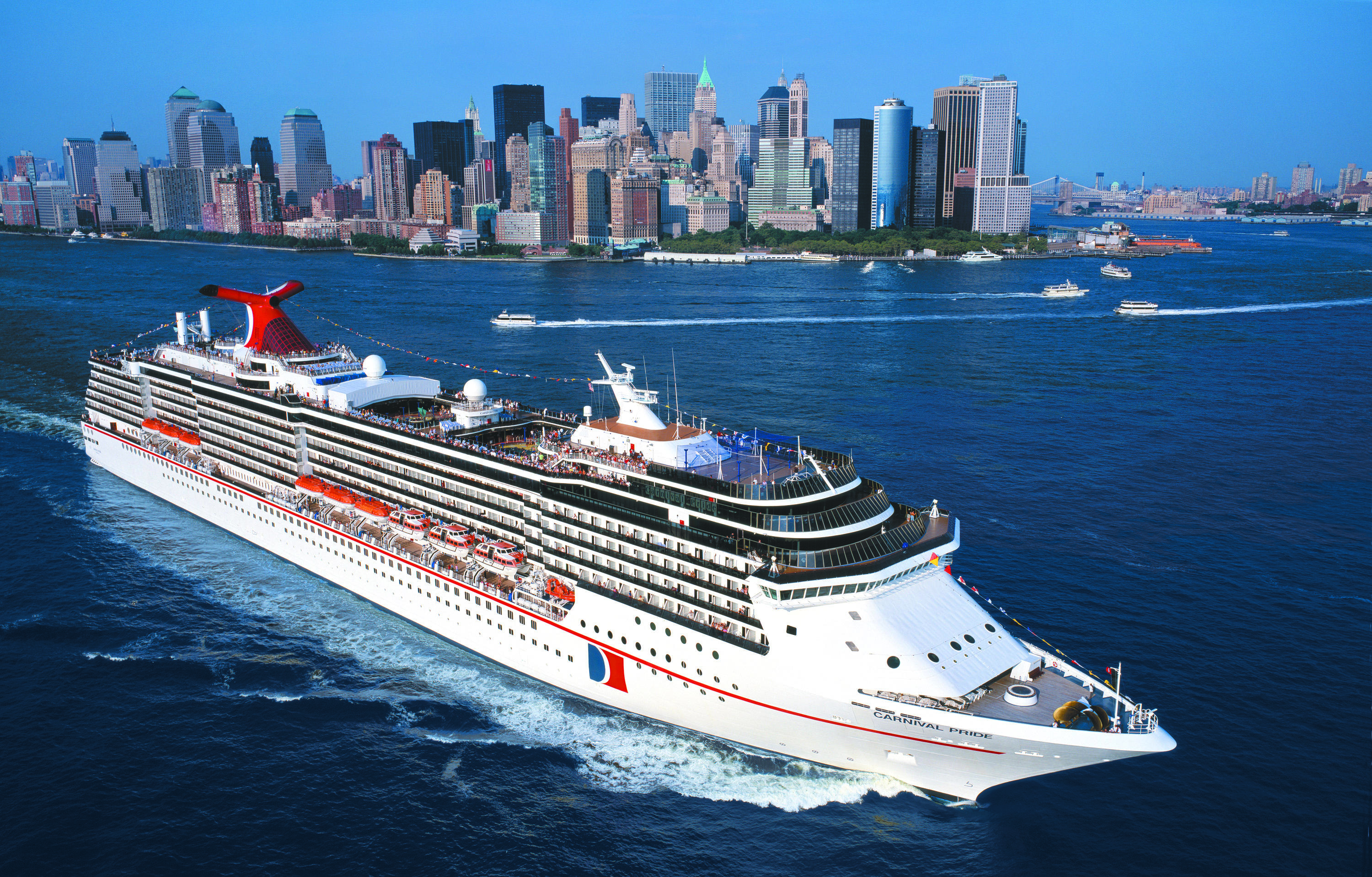 Carnival Pride Cruise Ship Reviews UPDATED - Cruise ships that leave from baltimore md