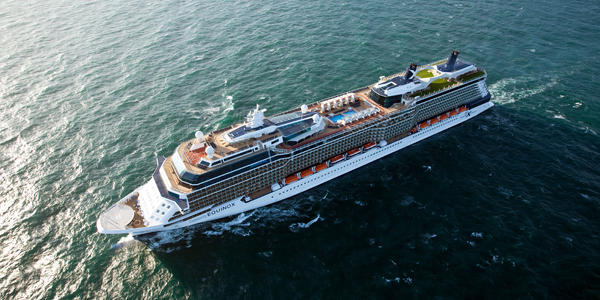 Celebrity Equinox (Photo: Celebrity Cruises)