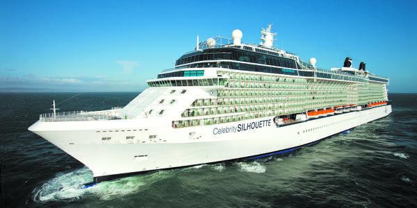 Celebrity Silhouette (Photo: Celebrity Cruise Line)