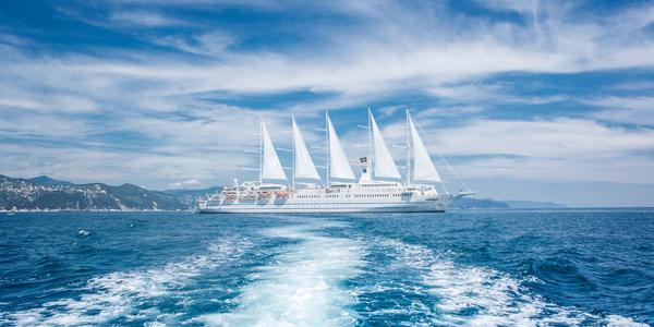 Club Med 2 Cruise - Ship Review - Photos & Departure Ports