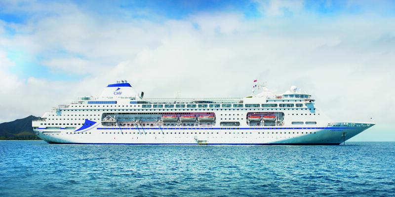 Columbus (Photo: Cruise & Maritime Voyages)
