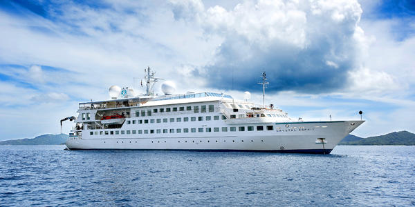 Crystal Esprit (Photo: Crystal Cruises)