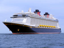 disney fantasy cruise ship: review, photos & departure
