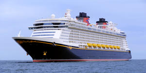Disney Dream (Photo: Disney Cruise Line)