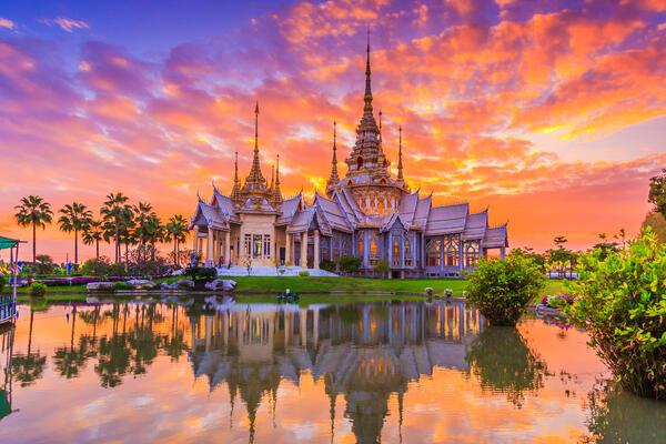 Wat None Kum in Nakhon Ratchasima province Thailand (Photo: apiguide/Shutterstock)