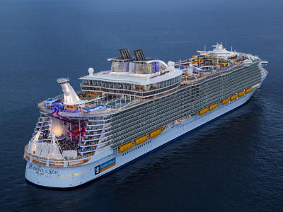 Royal Caribbean Harmony Of The Seas Itineraries 2021 2022 Schedule With Prices On Cruise Critic