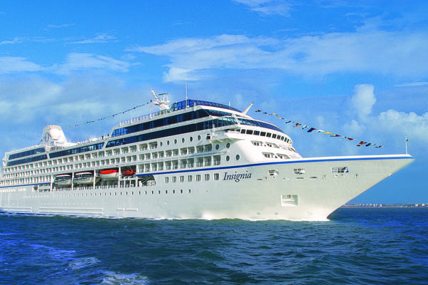 Oceania Insignia Cruise Ship Emerges From Major Renovation
