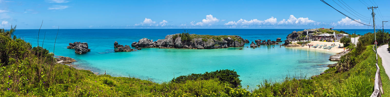 Tobacco Bay near St George's in Bermuda (Photo: Andrew F. Kazmierski/Shutterstock)