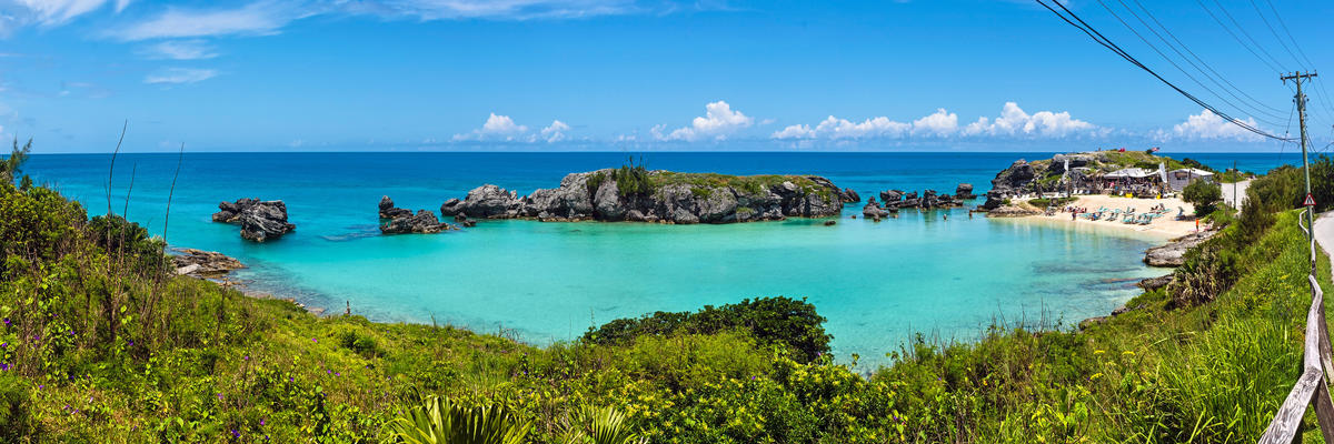 Tobacco Bay near St George's in Bermuda (Photo: Andrew F. Kazmierski/Shutterstock)