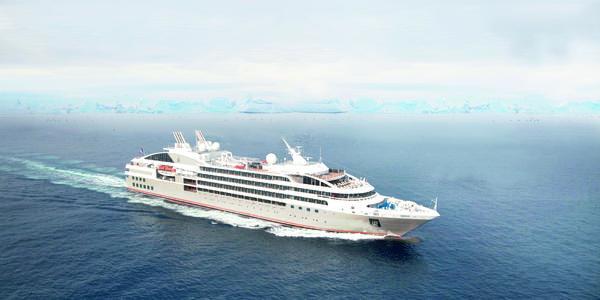 Le Lyrial (Photo: Ponant Cruises)