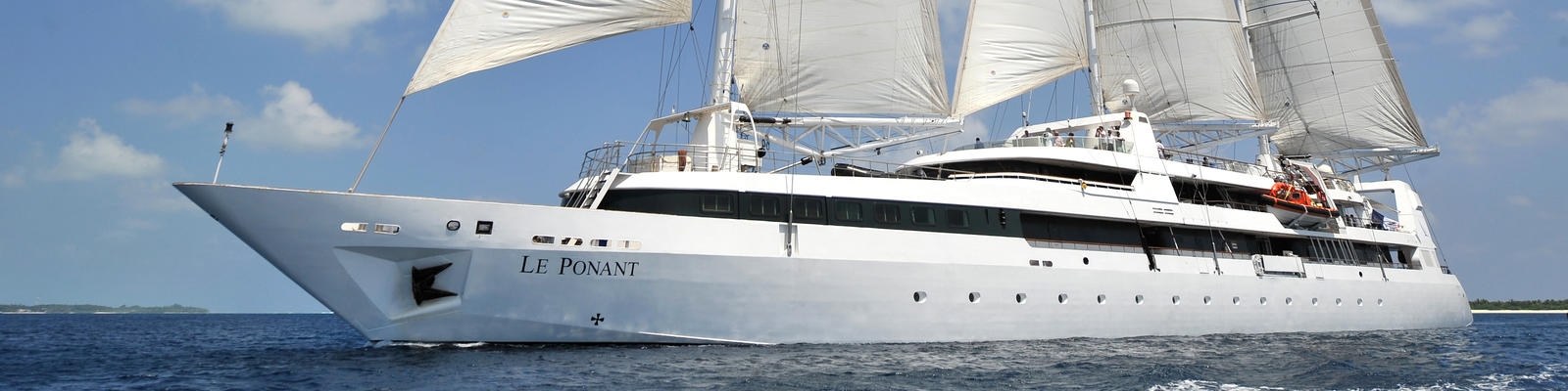 Francois Illas New Tradition: Le Ponant Cruise Ship: Review, Photos & Departure Ports On