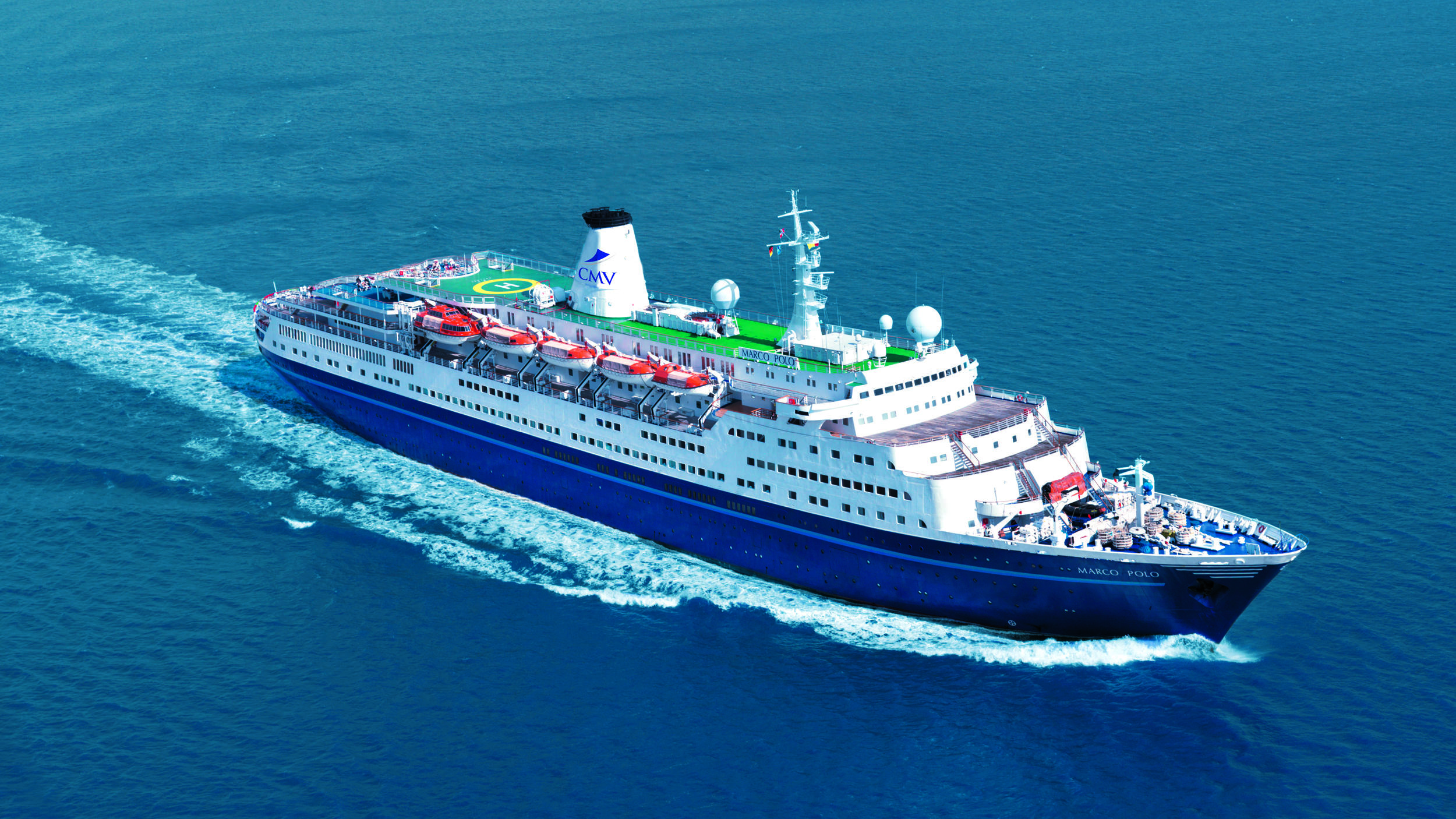Cruise Maritime Voyages Marco Polo Cruise Ship Reviews - Marco polo cruise ship dress code