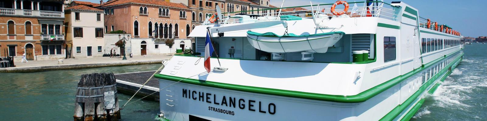 CroisiEurope Michelangelo Cruise Ship Review Photos Departure - Ms michelangelo cruise ship