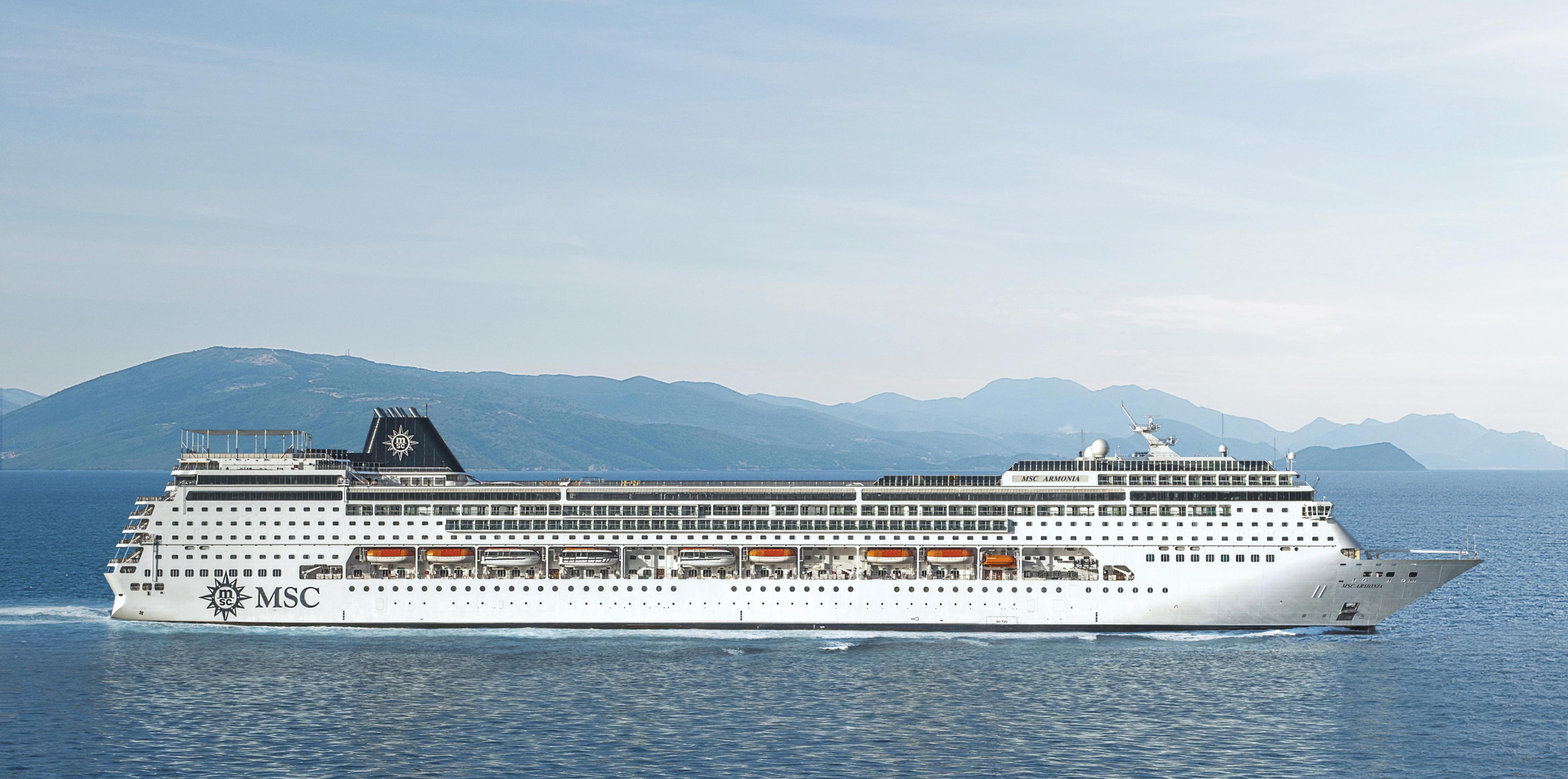 MSC Cruises MSC Armonia Cruise Ship Reviews UPDATED - Msc armonia