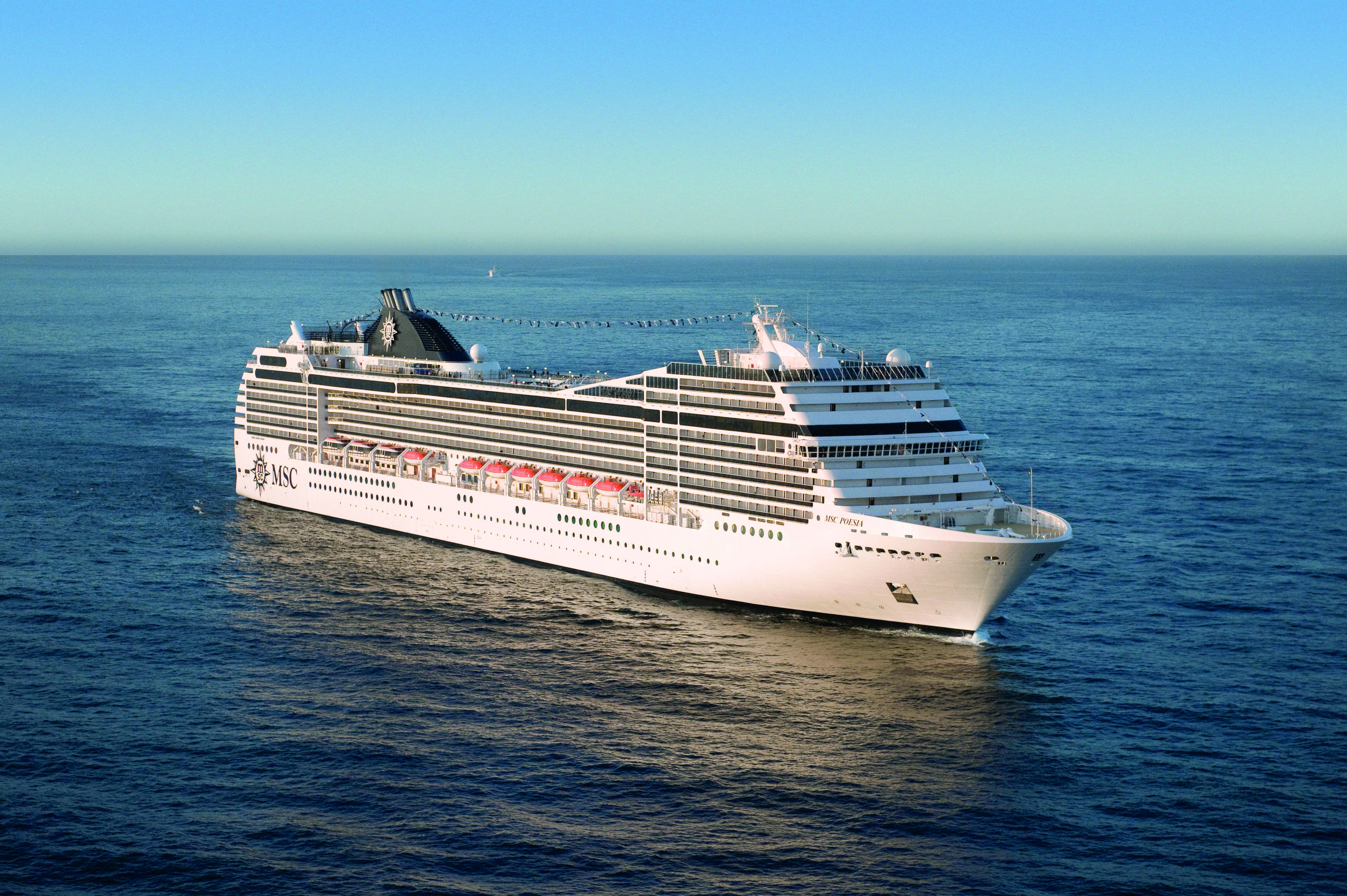 MSC Cruises MSC Poesia Cruise Ship Reviews UPDATED - Guest entertainers wanted for cruise ships