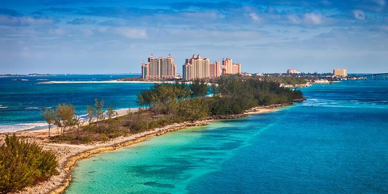 Nassau, Bahamas (Photo: Ruth Peterkin/Shutterstock)
