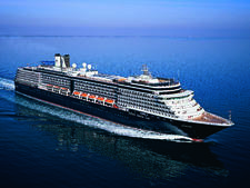 Holland America Oosterdam Cruise Ship Review Photos Departure - Ms oosterdam