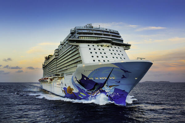 Norwegian Escape (Photo: Norwegian)