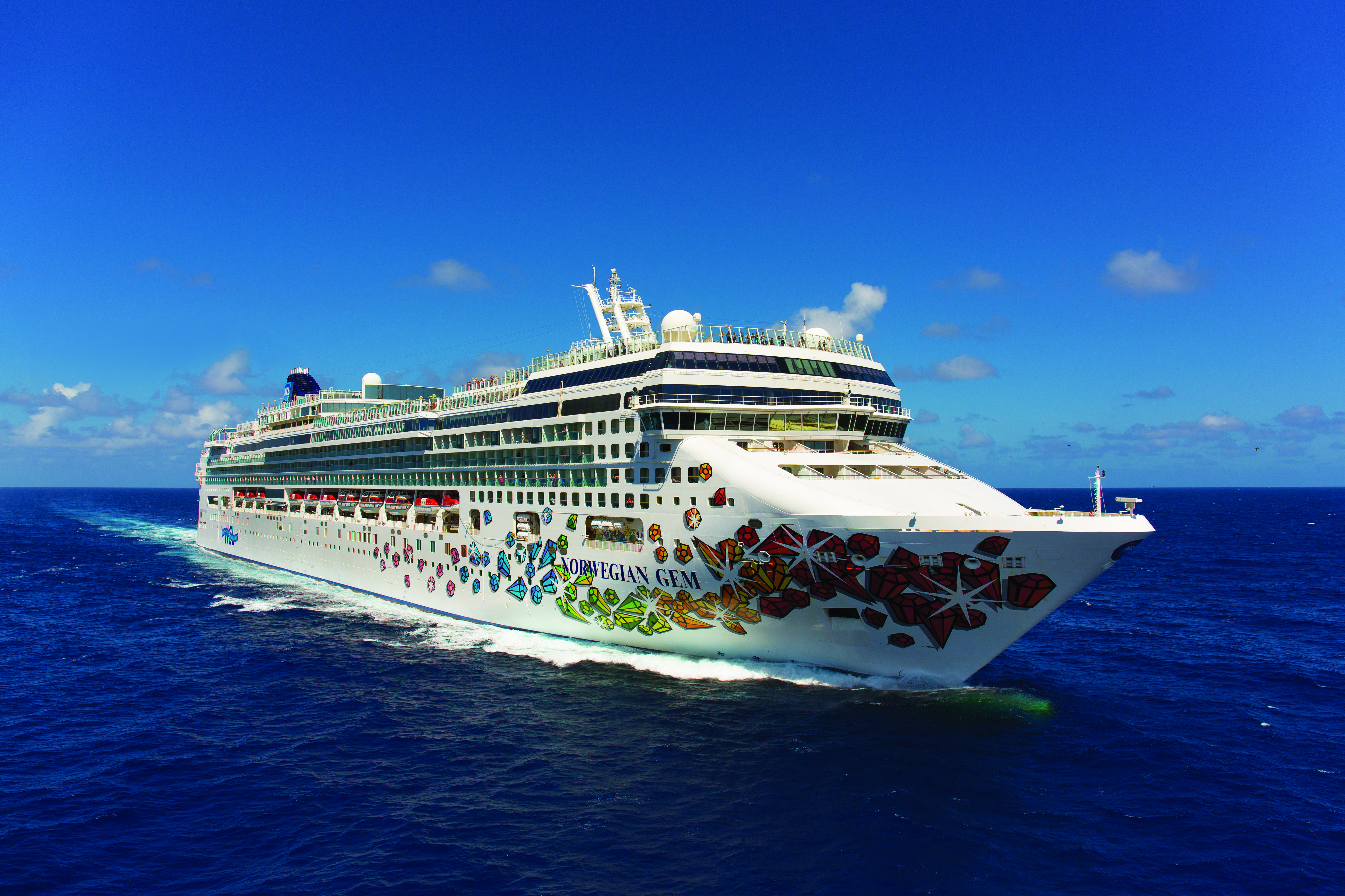 Norwegian NCL Norwegian Gem Cruise Ship Reviews UPDATED - Guest entertainers wanted for cruise ships