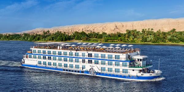 Oberoi Philae, Luxury Nile Cruiser