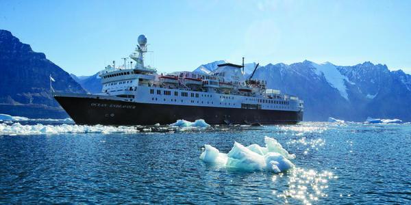 Ocean Endeavour (Adventure Canada)