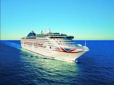 P Amp O Ventura Cruise Ship Review Photos Amp Departure Ports