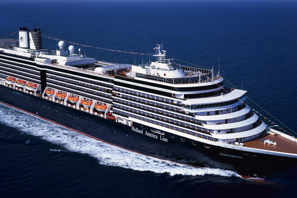 5 Holland America Cruise Deals From $44/Night