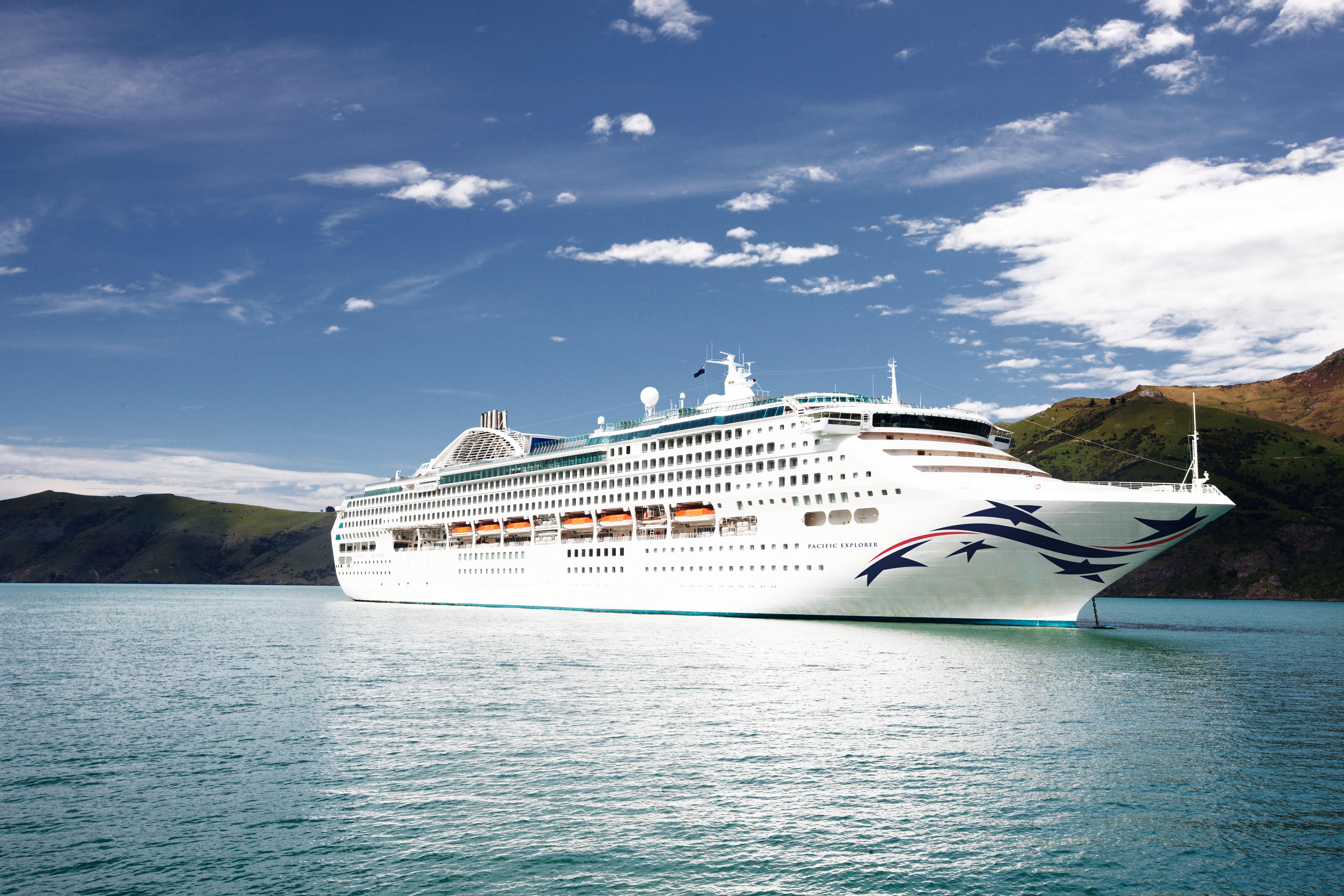 PO Australia Pacific Explorer Cruise Ship Reviews UPDATED - Cruise ship anal