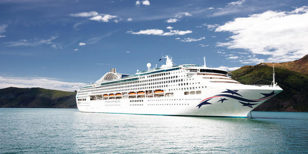 Pacific Explorer Cruise - Ship Review - Photos & Departure Ports on