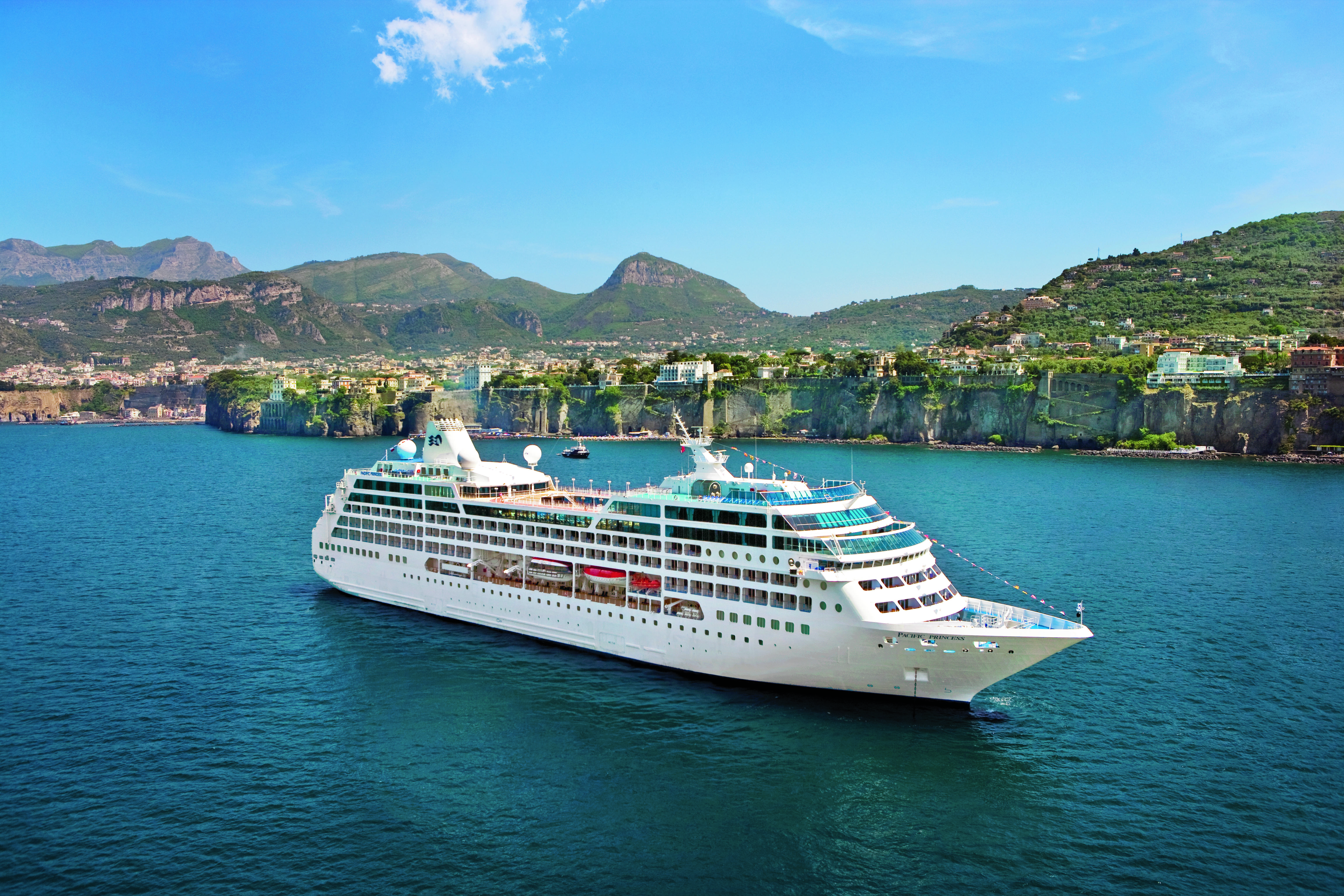 Princess Pacific Princess Cruise Ship Reviews UPDATED - Guest entertainers wanted for cruise ships