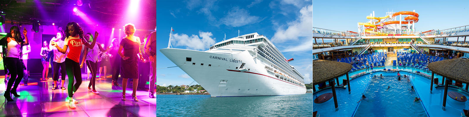 Best Carnival Cruises Reviews And Photos - Age of carnival cruise ships