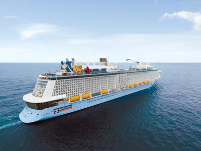 royal caribbean cruises 55 plus upon commence baltimore
