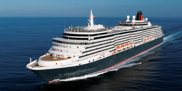 Queen Victoria (Photo: Cunard Cruise Line)