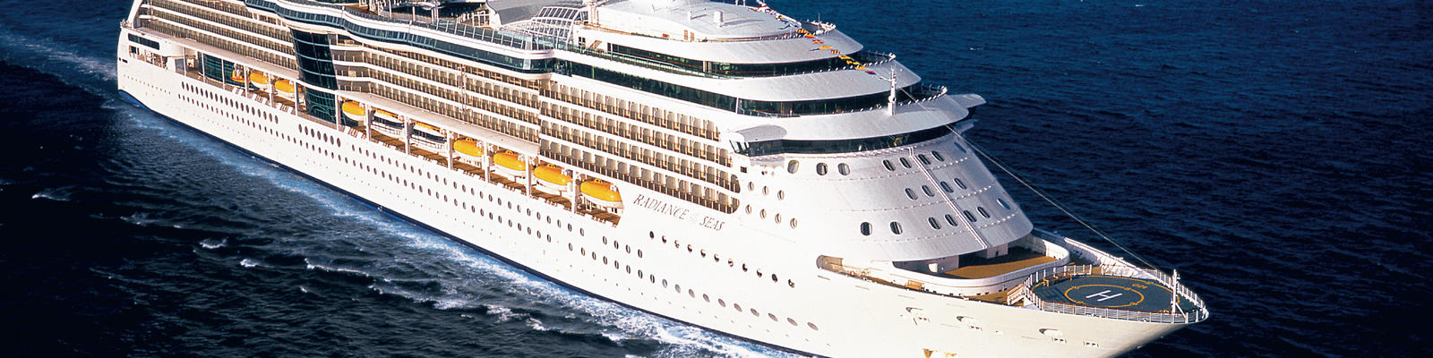 Radiance of the Seas (Photo: Royal Caribbean)