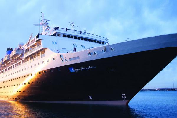 Saga Sapphire (Photo: Saga Cruises)