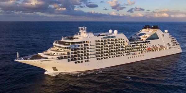 Seabourn Encore (Photo: Seabourn Cruises)