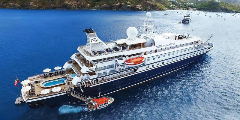 SeaDream I (Photo: SeaDream Yacht Club Cruises)