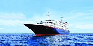Silver Galapagos (Photo: Silversea Cruises)