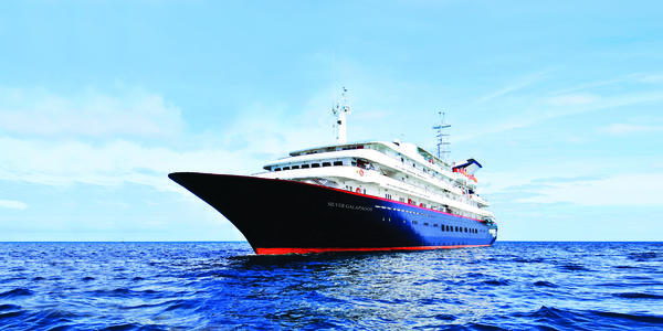 Silver Galapagos(Photo: Silversea Cruises)