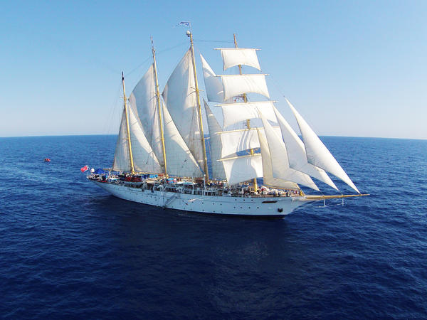 Star Clippers Star Flyer Cruise Ship Review Photos
