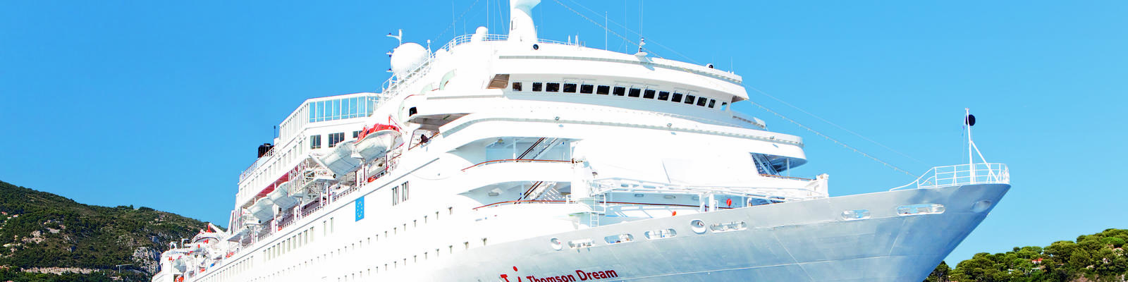 Marella Dream Cruise Ship Review Photos Departure Ports On - Thomson dream cruise ship latest news