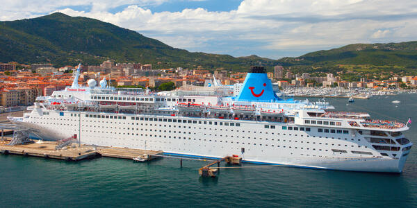 TUI offers cruise and land packages for Marella cruises (Photo: Marella Cruises)