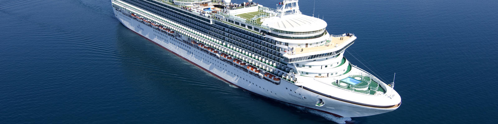 PO Ventura Cruise Ship Review Photos Departure Ports On - Cruise ship tonnage list