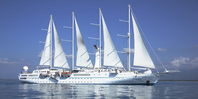 Wind Spirit (Photo: Windstar)