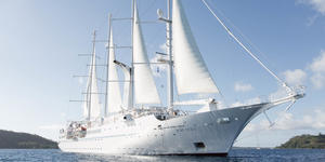Wind Spirit (Photo: Windstar Cruises)