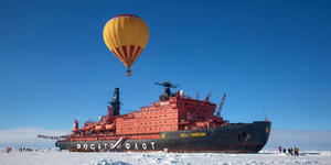 50 Years of Victory (Photo: Quark Expeditions)