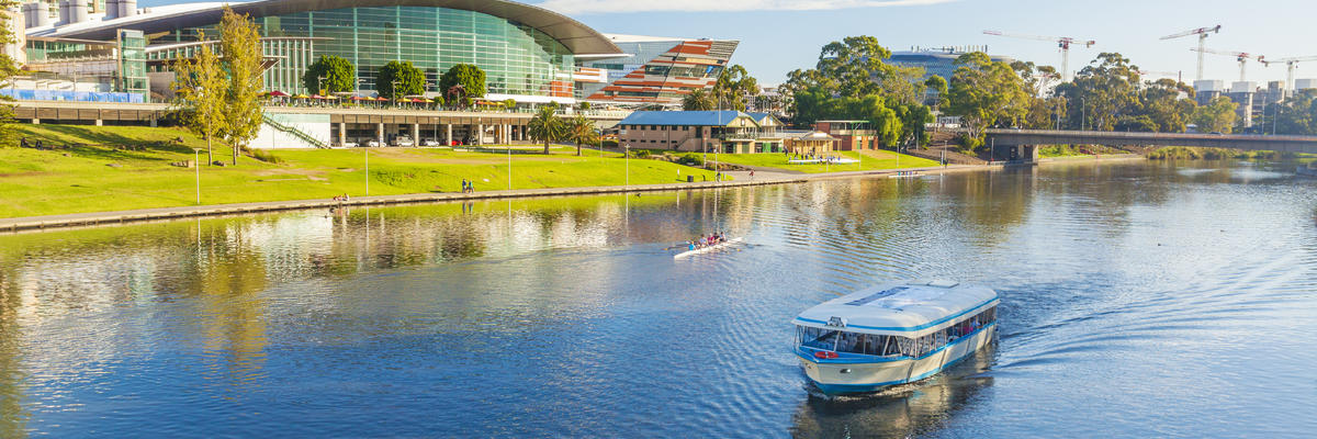 Adelaide (Photo:ymgerman/Shutterstock)