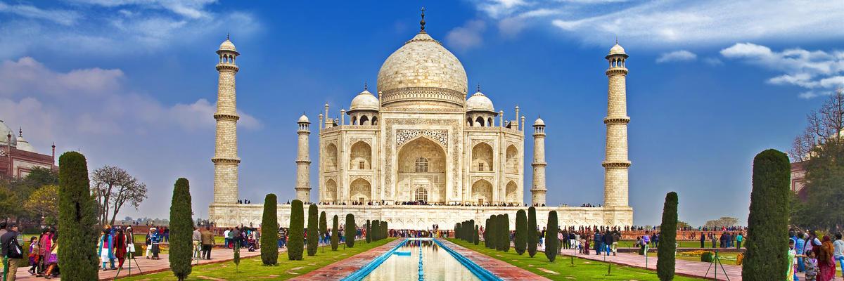 Agra (Photo:leoks/Shutterstock)