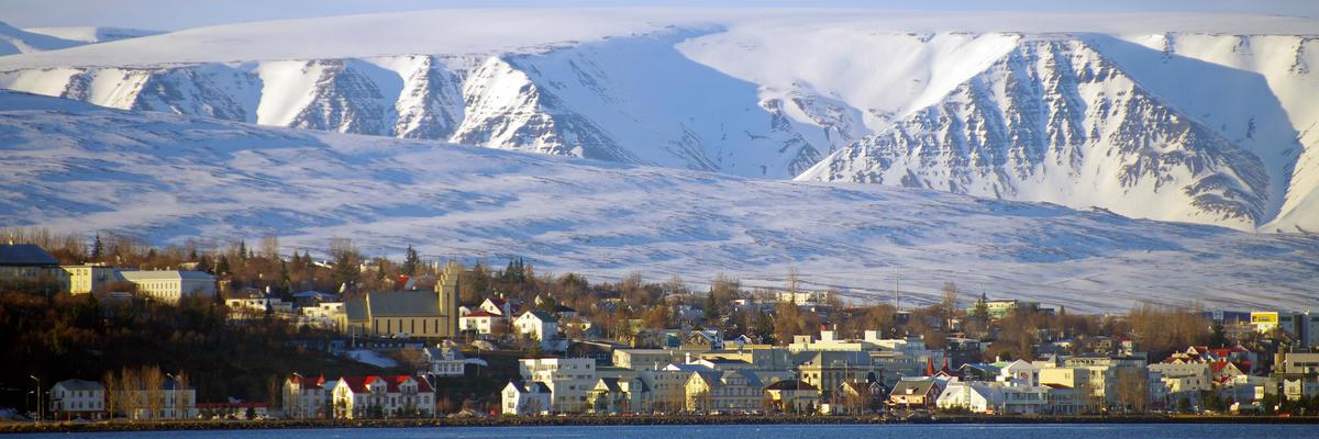 Akureyri (Photo:Bildagentur Zoonar GmbH/Shutterstock)
