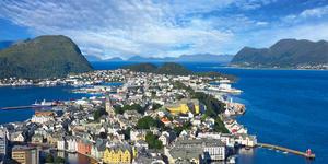 Alesund (Photo:Vlada Photo/Shutterstock)